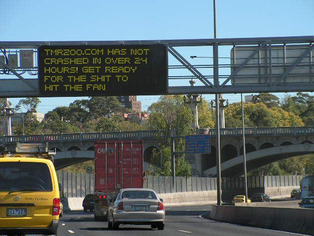 [Image: electronic-freeway-sign-generator.php?si...IT%20THE%20FAN]