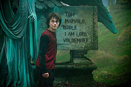 Harry Potter Tombstone Message Generator