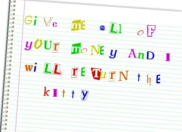 Add Letters » Ransom Note Generator
