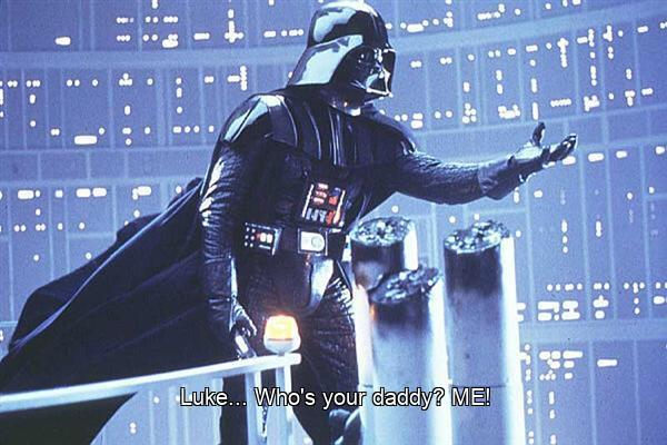 Add Letters Star Wars I Am Your Father Caption Generator